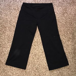 Zella Cropped Straight Leg